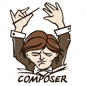 composerでのcakePHPインストール